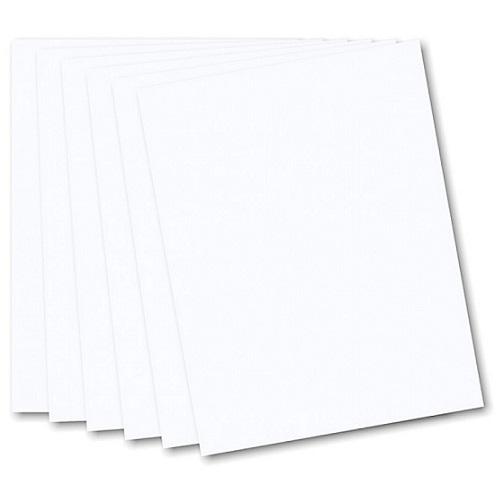 Вафельная бумага для пищевого принтера 0,55 мм А4 25 листов