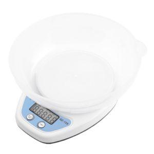 Весы электронные с чашей QZ-129 до 5 кг