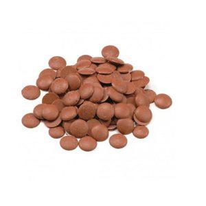 Глазурь шоколадная молочная Belgostar 20 кг