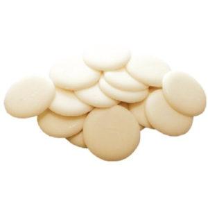 Глазурь шоколадная белая отбеленная Belgostar 20 кг