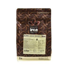 Какао-масло в дисках Irca 2 кг