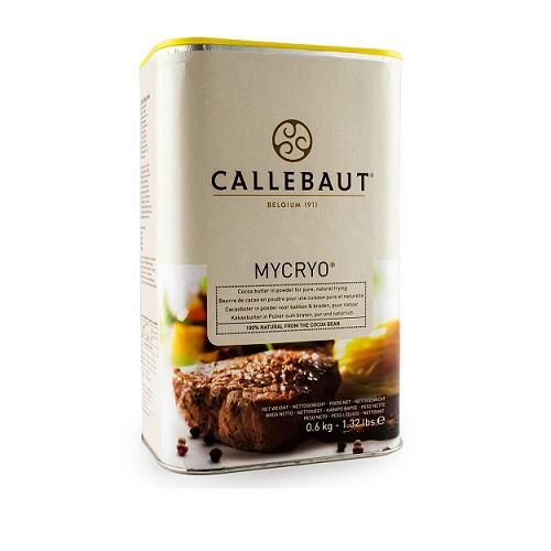 Какао-масло в порошке Микрио Mycryo Barry Callebaut 100 гр