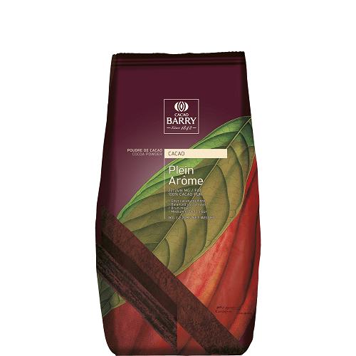 Какао-порошок 22-24% Plein Aroma Barry Callebaut 1 кг