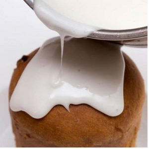 Кондитерская помадка белая 500 гр