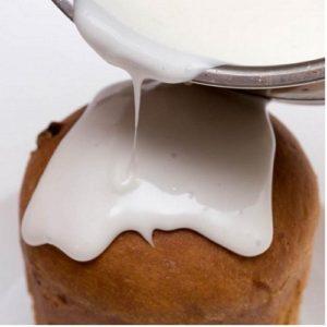 Кондитерская помадка белая 7 кг