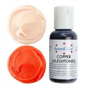 Краситель пищевой AmeriColor Cooper (Медь) 21 гр