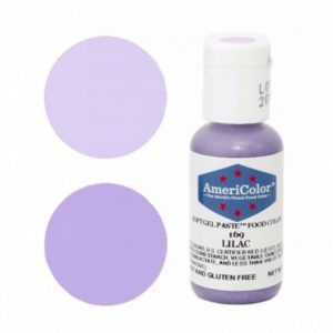 Краситель пищевой AmeriColor Lilac (Лиловый) 21гр
