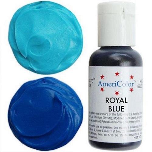 Краситель пищевой AmeriColor Royal Blue (Королевский синий) 21 гр