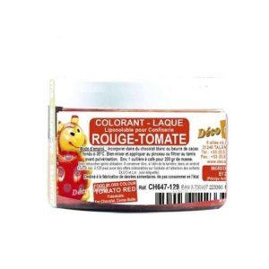 Краситель сухой жирорастворимый Deco Relief Красный томат 20 гр