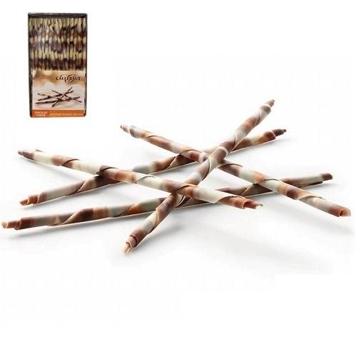 Мраморные шоколадные трубочки Barry Callebaut 900 гр