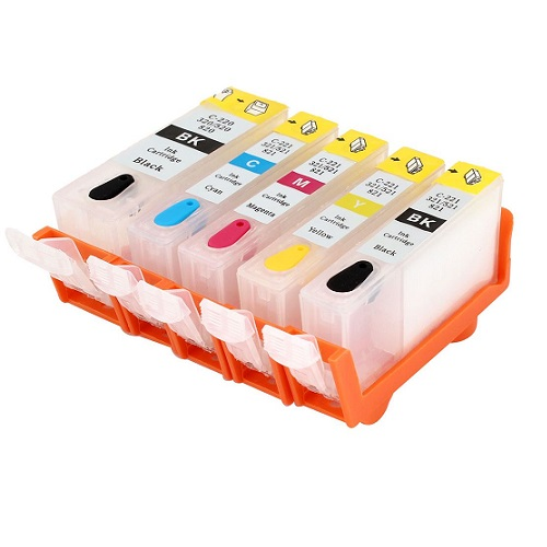 Набор картриджей для пищевого принтера со съедобными чернилами