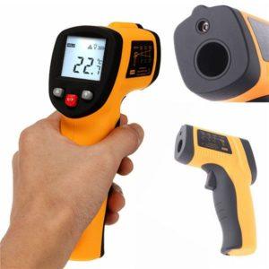 Пирометр термометр бесконтактный инфракрасный