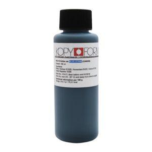 Пищевые чернила для принтера цвет Голубой 100 мл