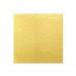 Подложка золото/жемчуг усиленная 3,2мм 26х26 см