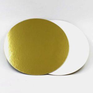 Подложка золото/жемчуг 1,5 мм 22х22 см