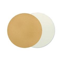 Подложка золото/жемчуг усиленная 3.2 мм d 26 см