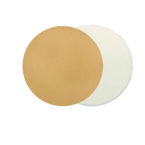 Подложка золото/жемчуг 1,5мм d 16 см