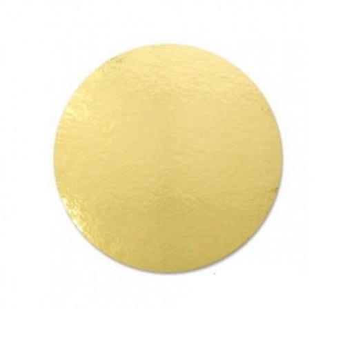 Подложка золото усиленная 2,5мм d 44 см