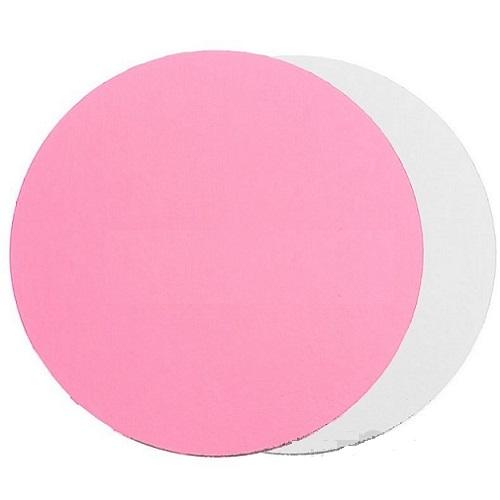 Подложка розовая/белая усиленная 3мм