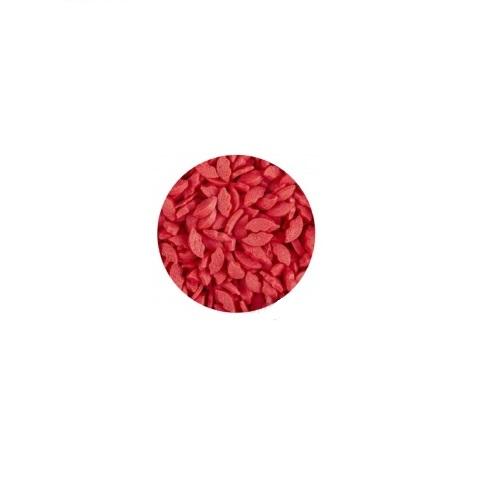 Посыпка Губки красные 100 гр