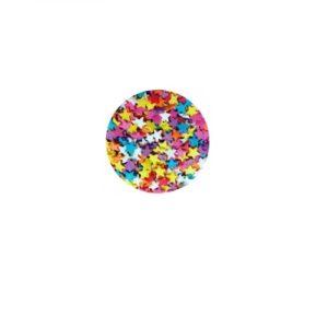 Посыпка Звезды разноцветные100 гр