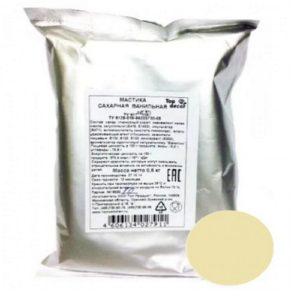 Сахарная мастика Топ Продукт телесная 0,6кг