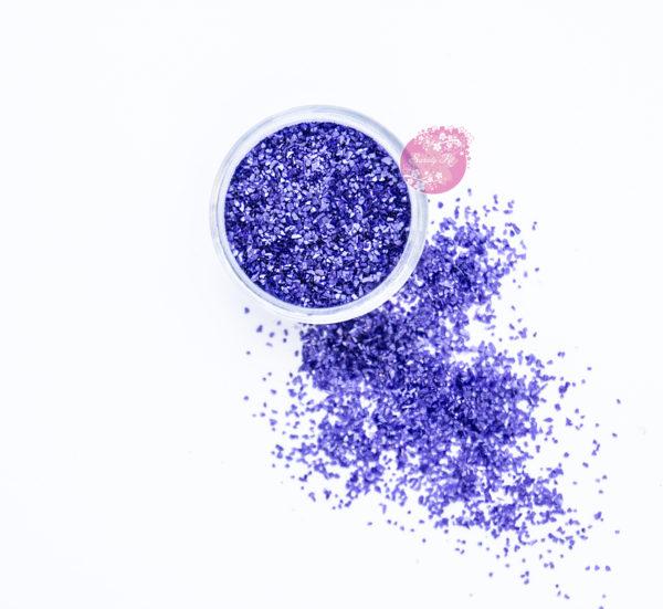 Съедобные блестки Sweety Kit Виолет средние 5 гр