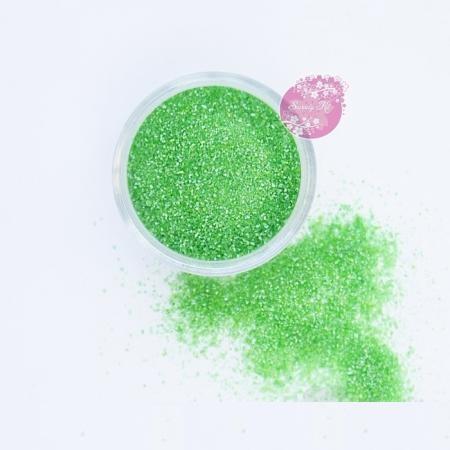 Съедобные блестки Sweety Kit Зеленый лес мелкие 5 гр