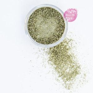 Съедобные блестки Sweety Kit Золото мелкие 5 гр