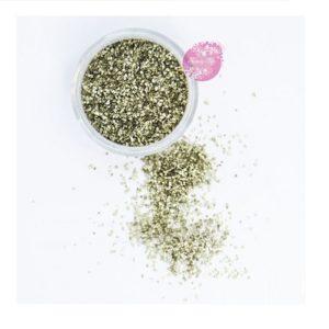 Съедобные блестки Sweety Kit Золото средние 5 гр