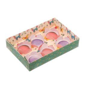 Упаковка для макарун Бабочки