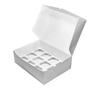 Упаковка на 12 капкейков
