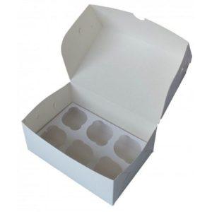 Упаковка на 6 капкейков
