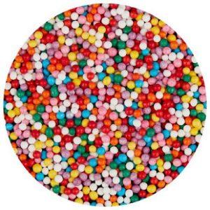 Шарики Яркий микс 2 мм 100 гр