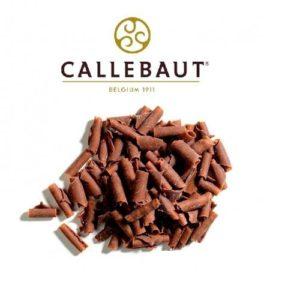 Шоколадная стружка молочная Barry Callebaut 100 г