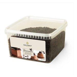 Шоколадная стружка темная Barry Callebaut 1 кг