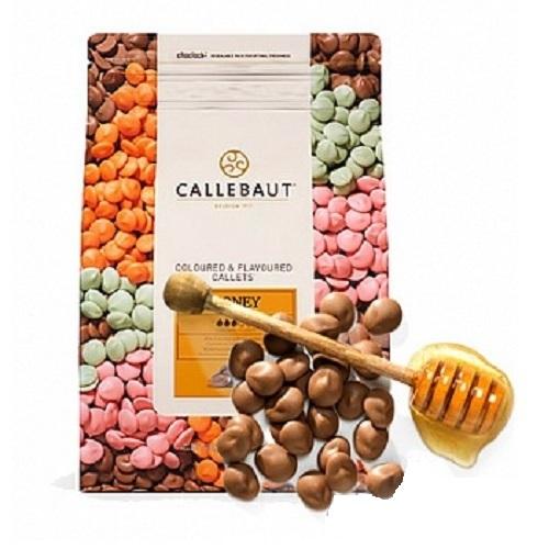 Шоколад со вкусом меда Barry Callebaut 200 гр