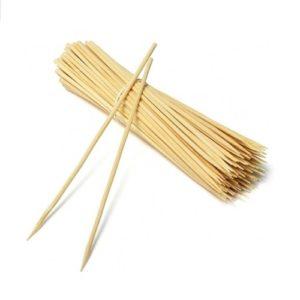 Шпажки бамбуковые 30 см., 100 шт.