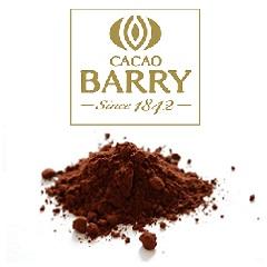 Какао-порошок алкализованный 22-24% Extra Brute Cacao Barry 200 гр