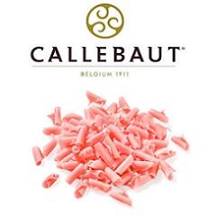 Шоколадная стружка розовая Barry Callebaut 100 гр