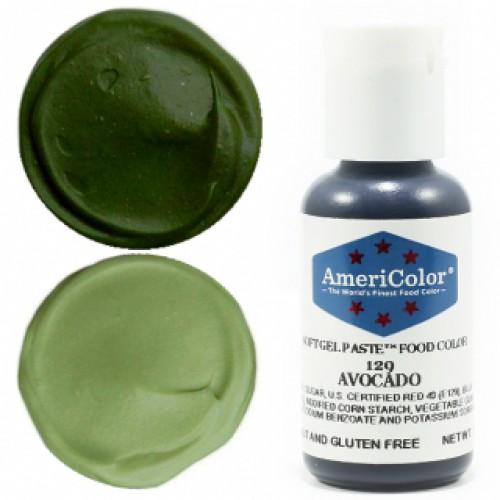 Краситель пищевой AmeriColor Avocado (Авокадо) 21 гр
