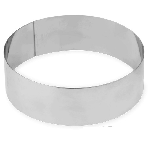 Форма-резак кольцо d 12 см h 10 см