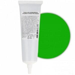 Жидкий краситель Топ продукт зеленый, 100 гр.