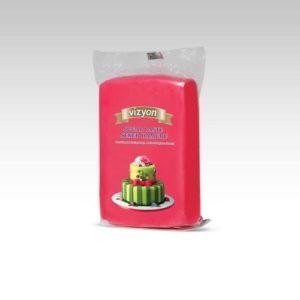 Сахарная мастика Polen Vizyon фуксия, 1 кг.