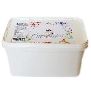 Белая мастика Сладкий шелк 0,25 кг