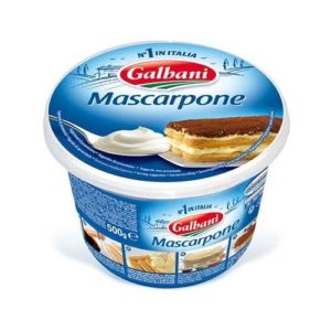 Сыр Маскарпоне Galbani 80%