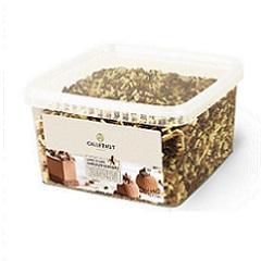 Шоколадная стружка мраморная Barry Callebaut 1 кг