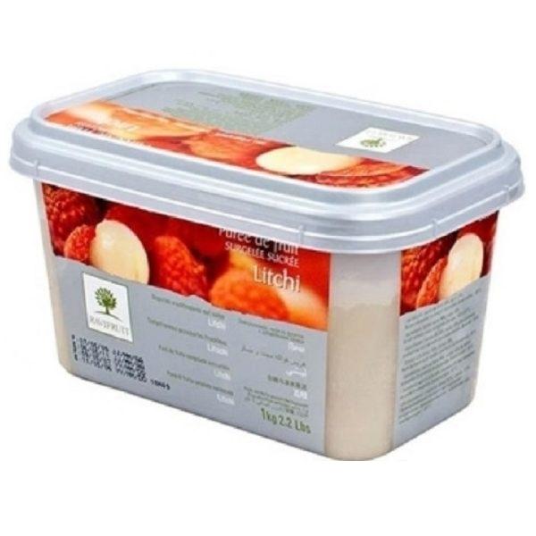 Пюре личи Ravifruit 1 кг