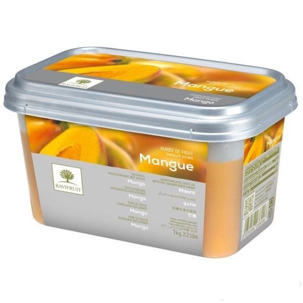 Пюре манго Ravifruit 1 кг