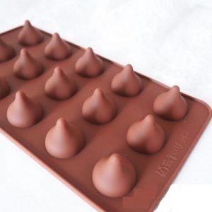 Силиконовая форма для конфет Трюфель